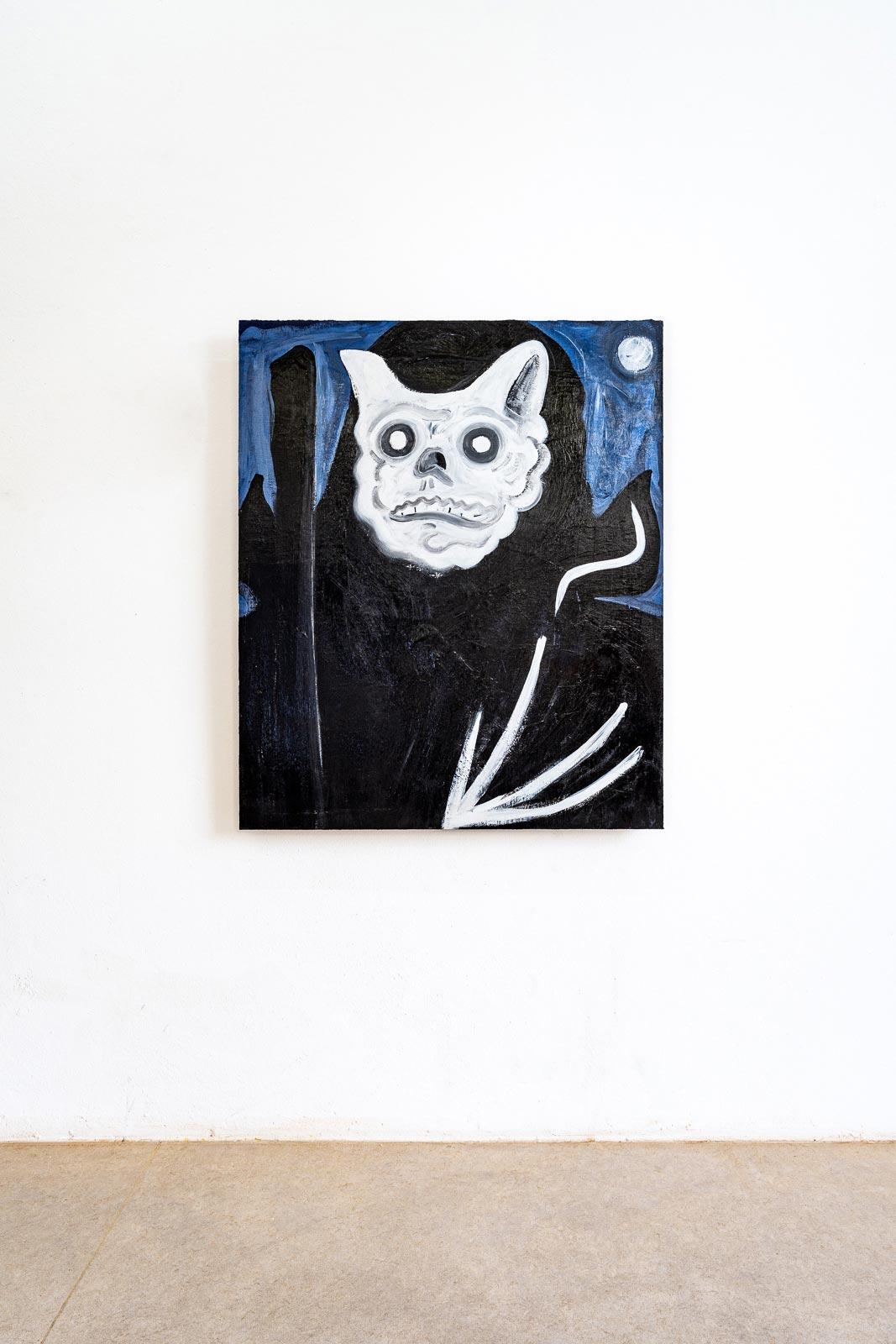 Pierre von Helden – Malerei – Der Schäfer